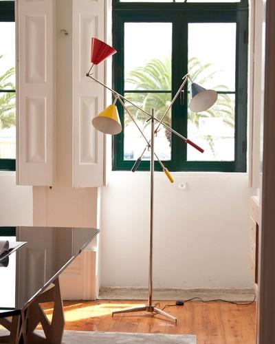 Industrial interior: inspiring floor lamps industrial interior Industrial interior: inspiring floor lamps 10