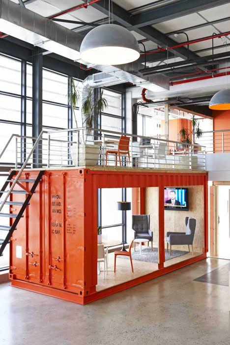 Inspiring rooms waiting room Industrial Decor: 10 Inspiring waiting rooms 70aa95154363b3d14d4fbaaa86372ef3