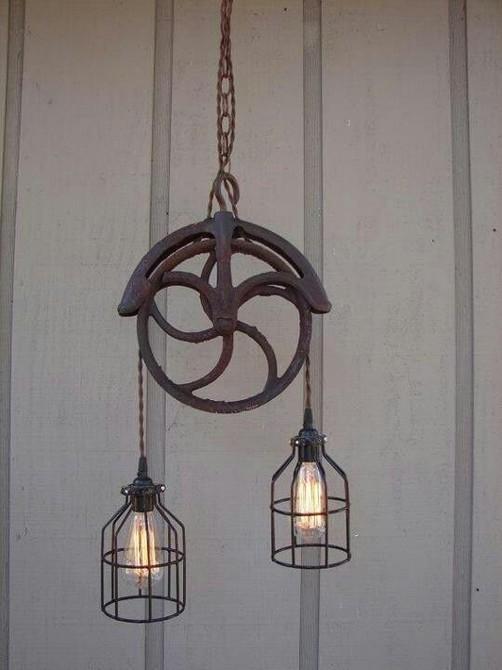 Industrial Style Lighting Designs 5 Outdoor Lights