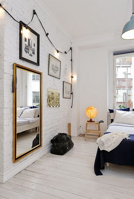 Bedroom lighting ideas for your industrial setting