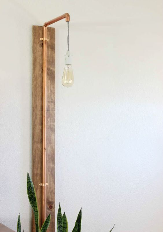 Industrial decor living room how to use wall sconces (3)