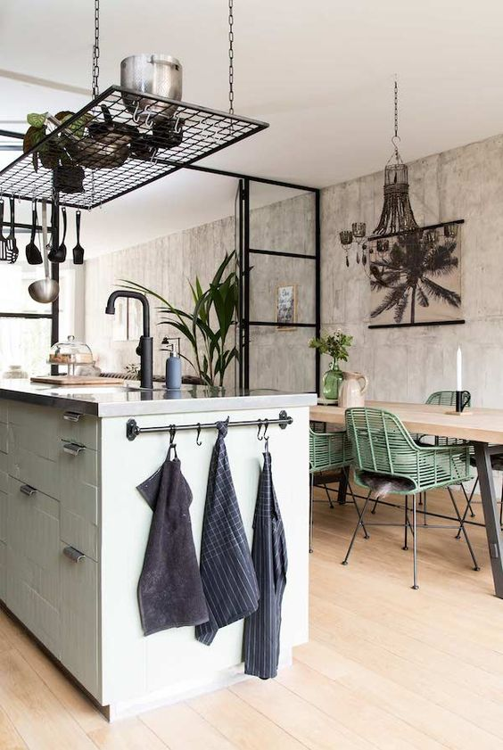 The most amazing ideas for your kitchen  industrial design The most amazing industrial design ideas for your kitchen  10e93355f25b703a13fb0600d3baf17d