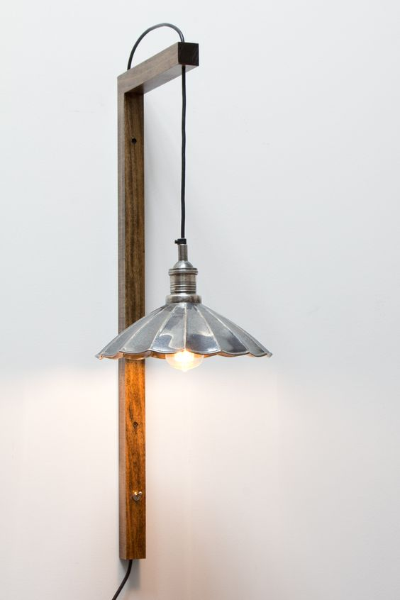 Vintage wall lights for your dining room