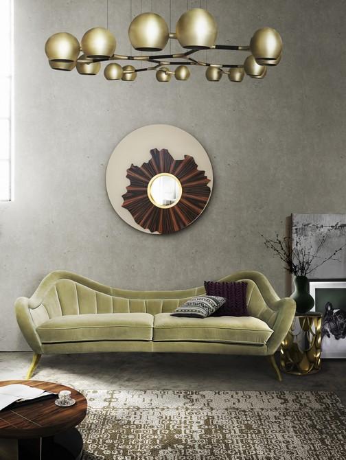Fantastic retro design ideas for your living room