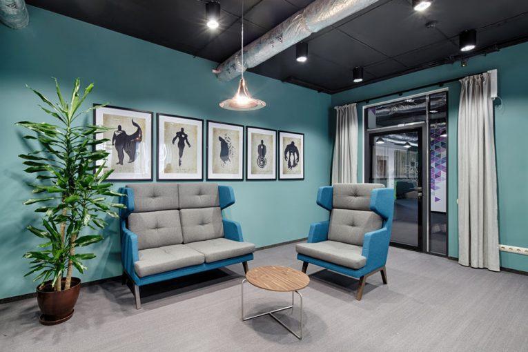 Get a taste of Yunakov Design eclectic interior