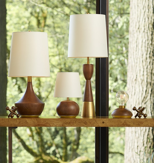 Finest Industrial Design table lamps for your living room