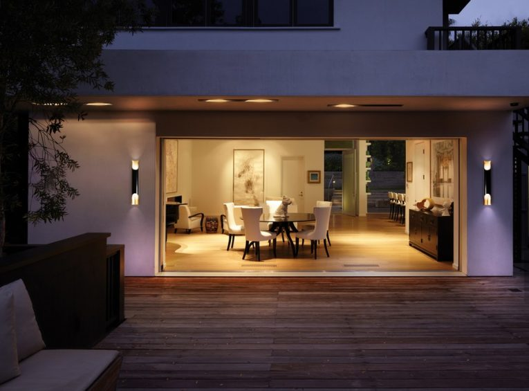 1. Outdoor lighting - You will get a fantastic perspective with Coltrane wall patio set Splendid ideas for your vintage patio set Image00002 5 765x565