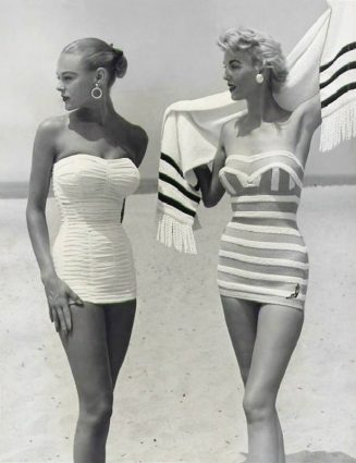 5 timeless vintage fashion items to wear this Summer | One-Piece Bathing Suits