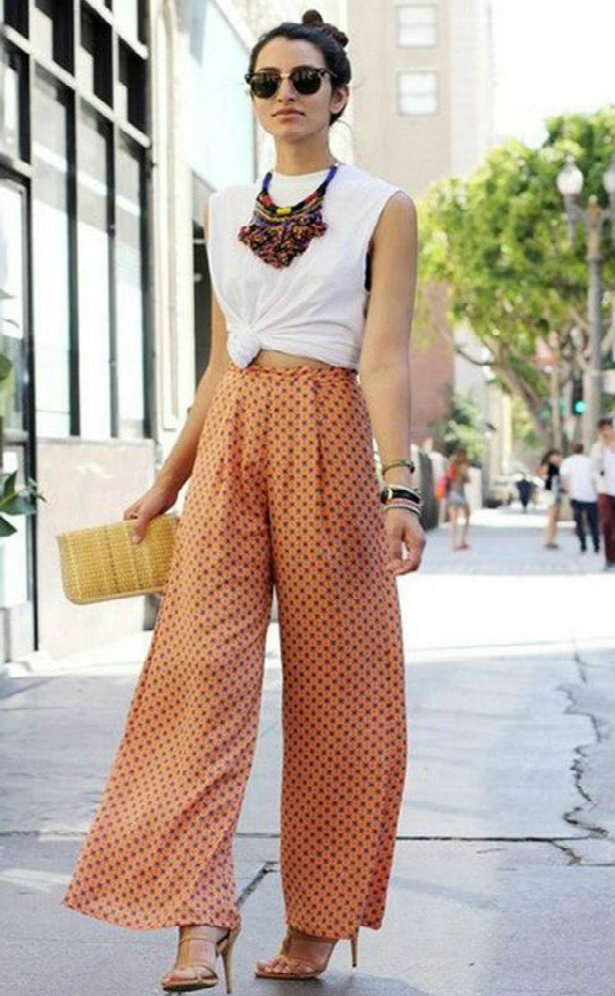 5 timeless vintage fashion items to wear this Summer | Wide-Leg Pants Today