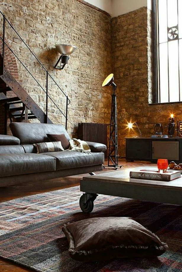 7 ways of transforming interiors with industrial details industrial style 7 ways to transform interiors with industrial style details 7 ways of transforming interiors with industrial details 16