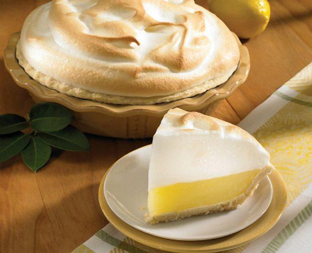 A trip to the 80's with some retro recipes | Lemon Meringue Pie