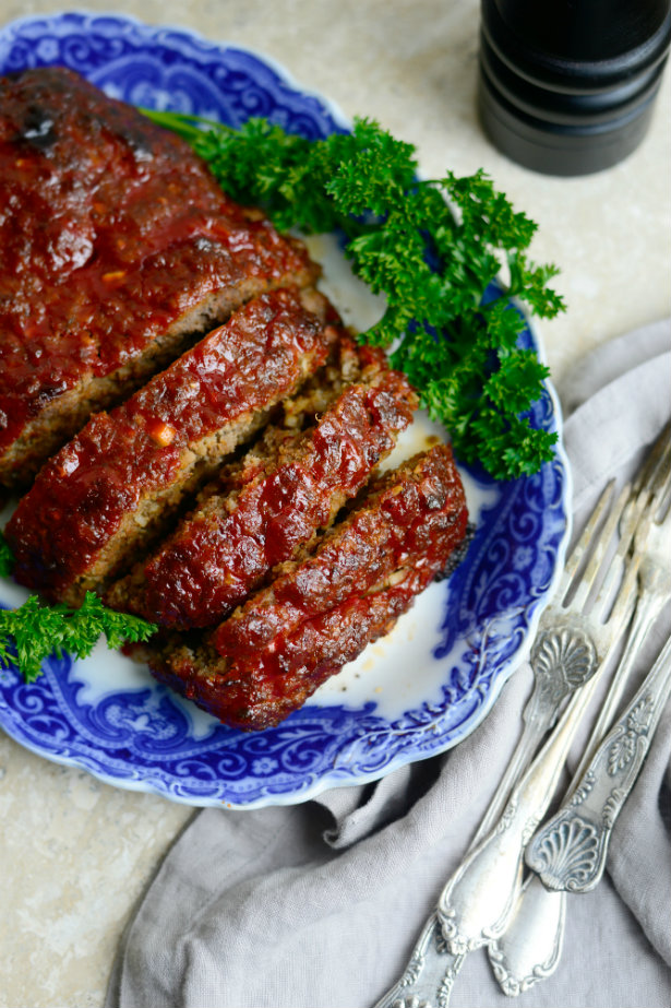 A trip to the 80's with some retro recipes | Meatloaf