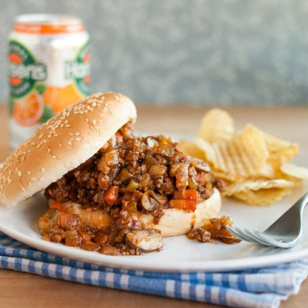 A trip to the 80's with some retro recipes | Sloppy Joes