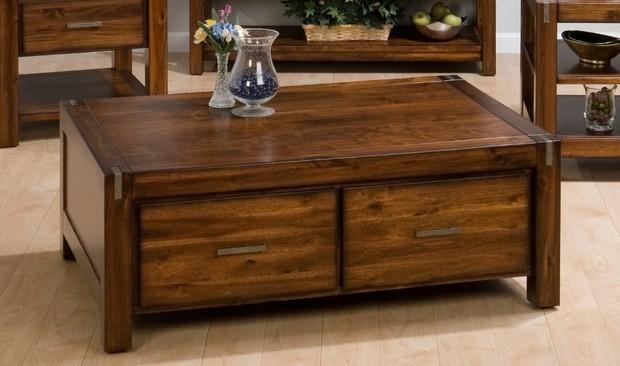 Choose the perfect retro coffee table