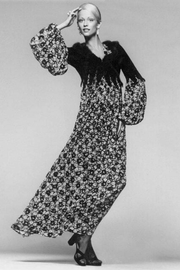 Most Iconic Designers | Thea Porter designers 7 Most Iconic Fashion Designers Most Iconic Designers Thea Porter 1