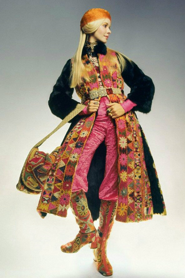 Most Iconic Designers | Thea Porter designers 7 Most Iconic Fashion Designers Most Iconic Designers Thea Porter 2