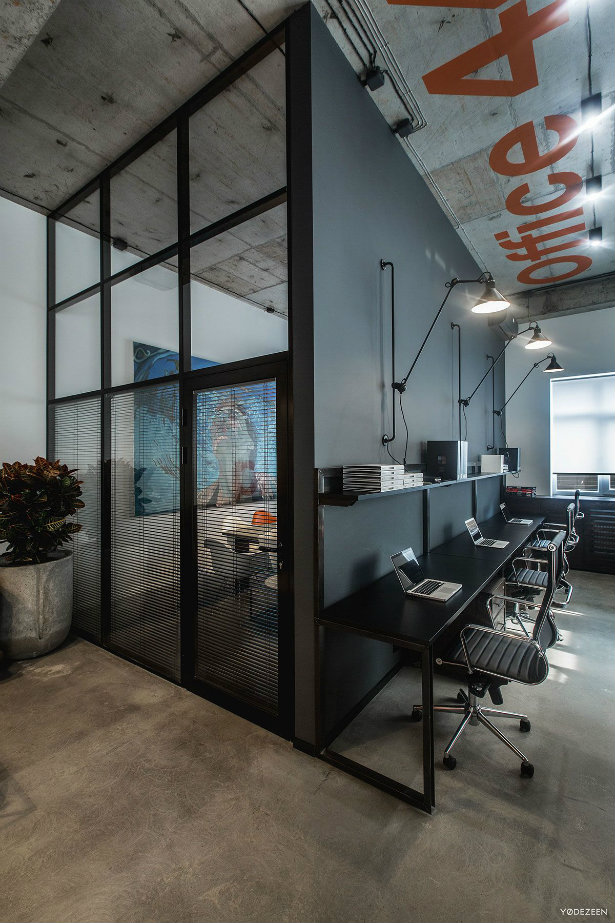 industrial office design offices with an industrial interior design touch 478