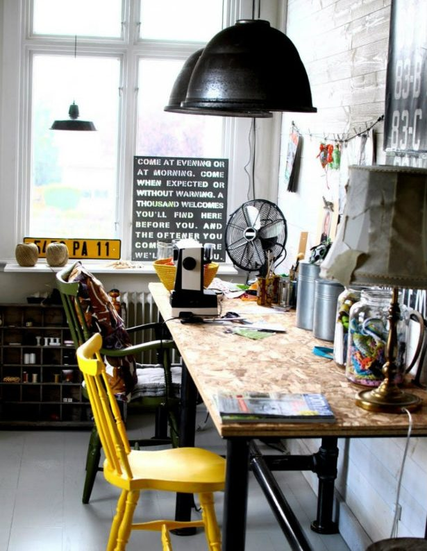 Offices With An Industrial Interior Design Touch Industrial Interior Design  Offices With An Industrial Interior Design