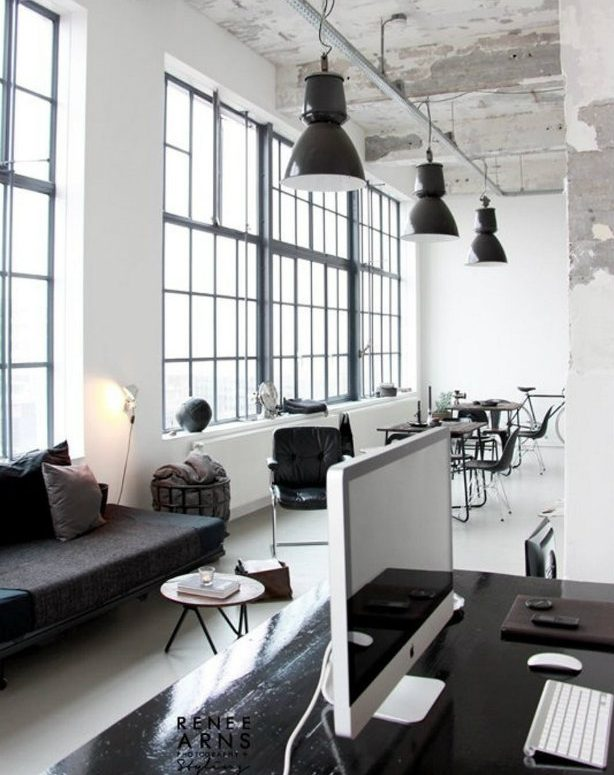 Offices With An Industrial Interior Design Touch Make Your Own Beautiful  HD Wallpapers, Images Over 1000+ [ralydesign.ml]