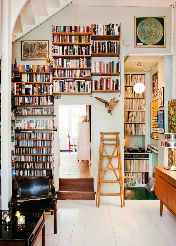 Vintage-Inspired Home Libraries To Envy vintage-inspired home libraries Vintage-Inspired Home Libraries to Envy Vintage Inspired Home Libraries To Envy 10