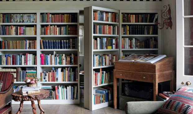 Vintage-Inspired Home Libraries To Envy vintage-inspired home libraries Vintage-Inspired Home Libraries to Envy Vintage Inspired Home Libraries To Envy