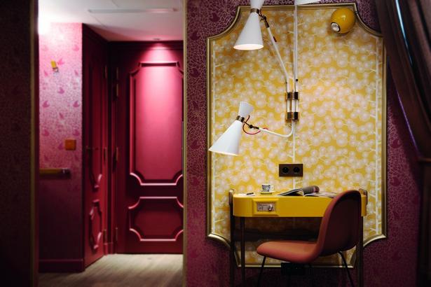 Idol Hotel: The Grooviest Hotel in Paris! Idol Hotel Idol Hotel: The Grooviest Hotel in Paris! Idol Hotel The Grooviest Hotel in Paris 6