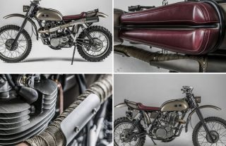 The Coolest Vintage Motorcycles