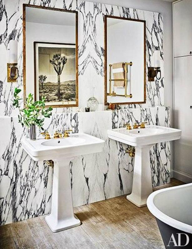 Inside Nate Berkus House | Bathroom