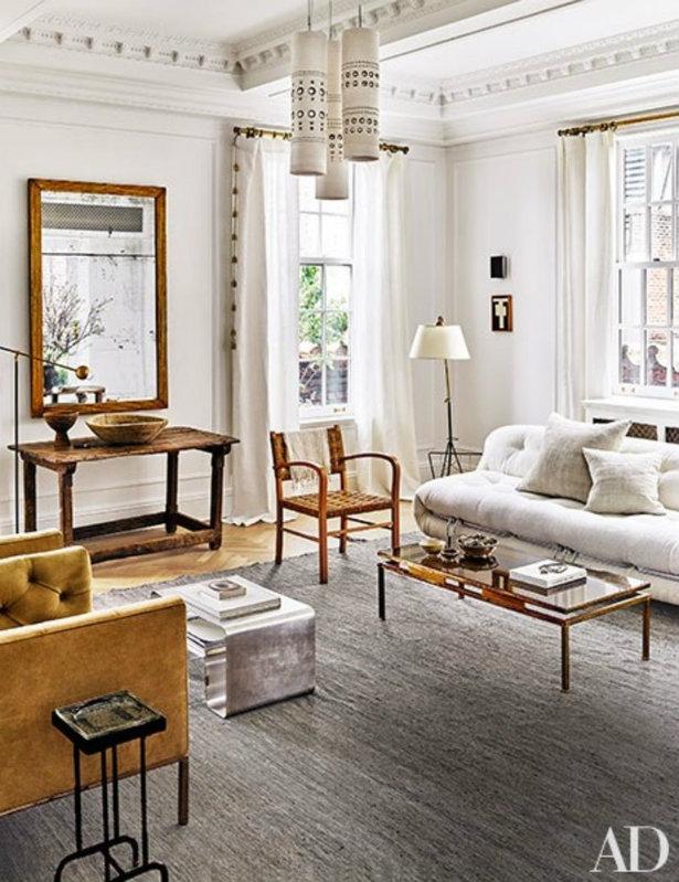 Inside Nate Berkus House | Living Room