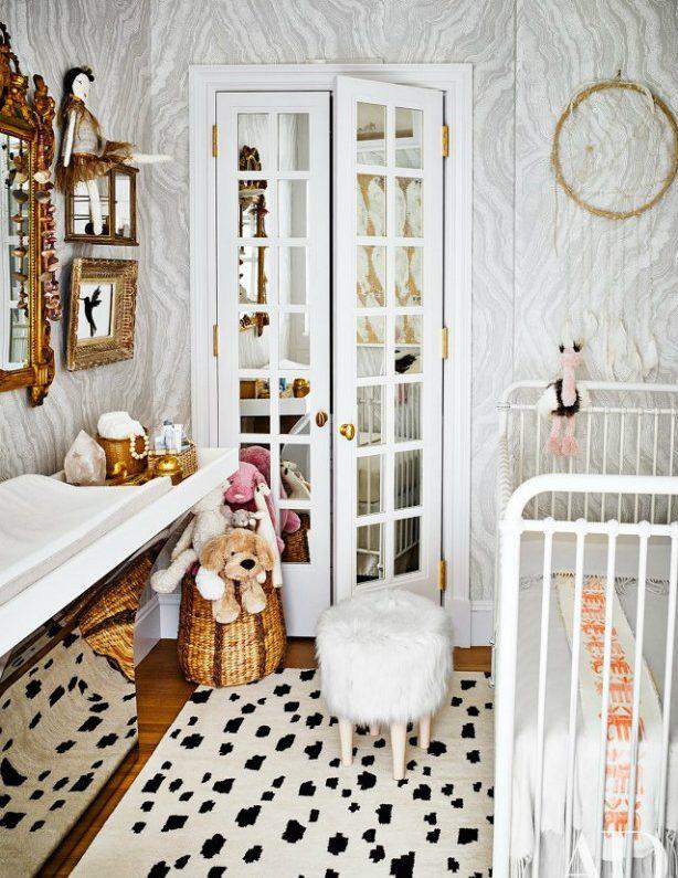 Inside Nate Berkus House | Nursery Room