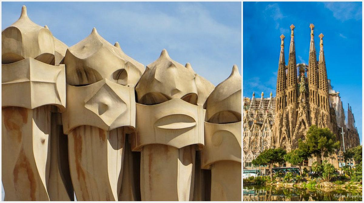 Antoni Gaudí The Genius Behind The Man!