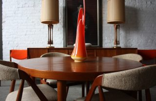Top notch old fashioned table lamps