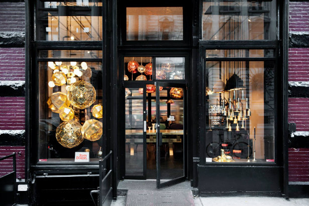 Tom Dixon's Amazing Showroom in Manhattan showroom Tom Dixon's Amazing Showroom in Manhattan Tom Dixon   s Amazing Showroom in Manhattan 2