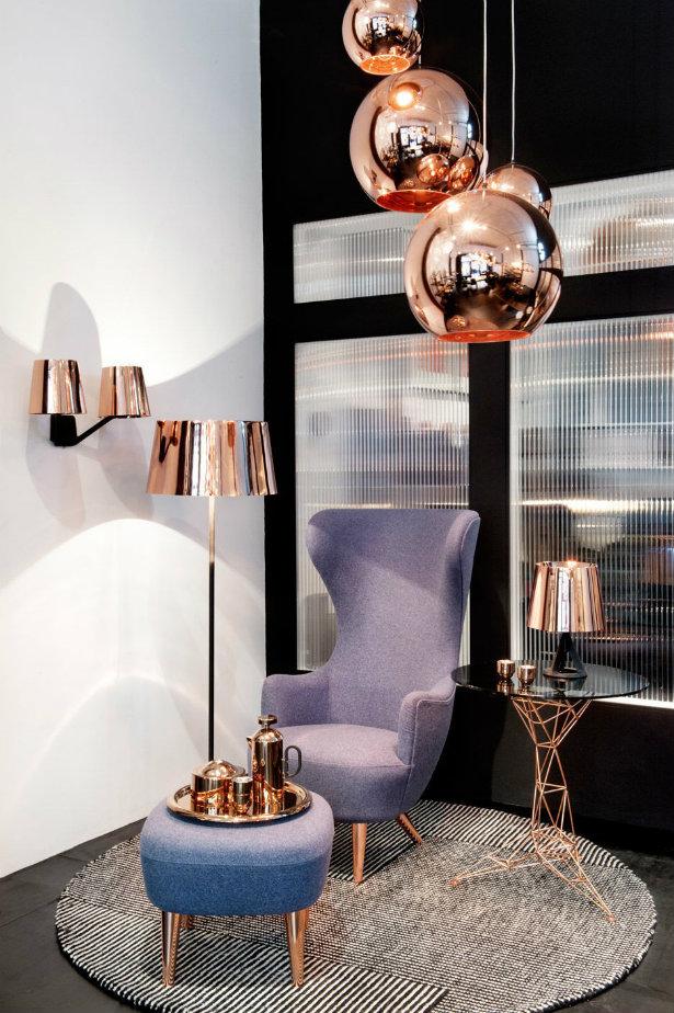 Tom Dixon's Amazing Showroom in Manhattan