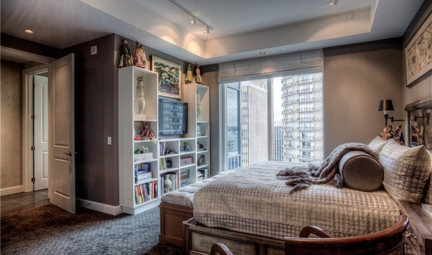 "The Inspiration for ""Fifty Shades of Grey"" Apartment"