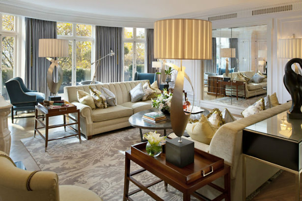 London's Mandarin Oriental furniture for auction   Royal Suite