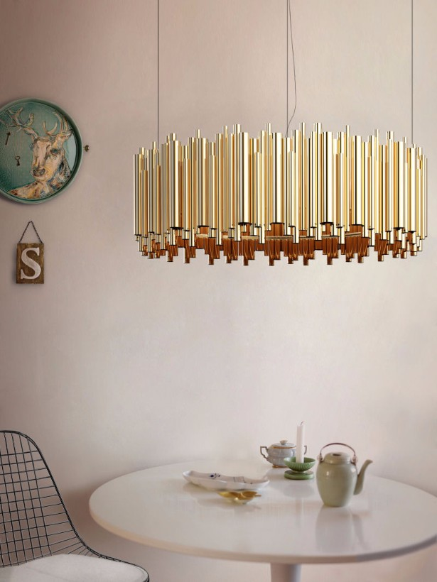 midcentury modern light fixtures for your industrial style design, Lighting ideas
