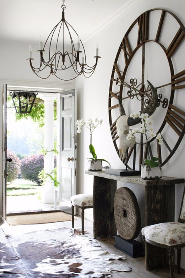 Pretty Vintage Interior Design Ideas With Clocks vintage interior design ideas Pretty Vintage Interior Design Ideas With Clocks vintage interior design clocks 4