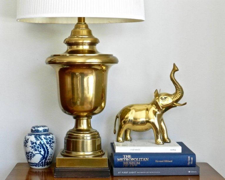 Stunning brass lamps for your kitchen brass lamps Stunning brass lamps for your house Image00003 1