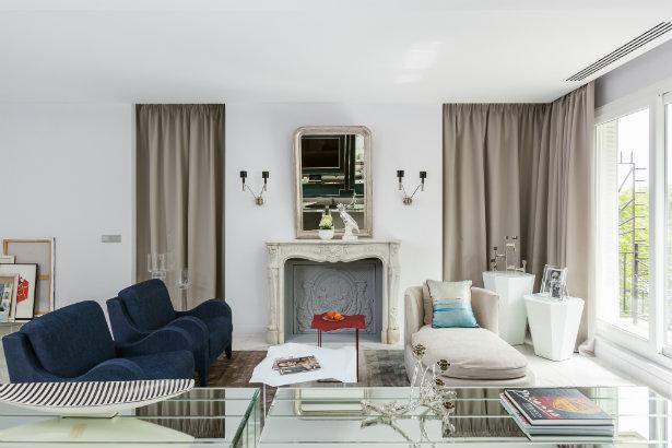 Nouvelle – A Modern Style Apartment in Paris