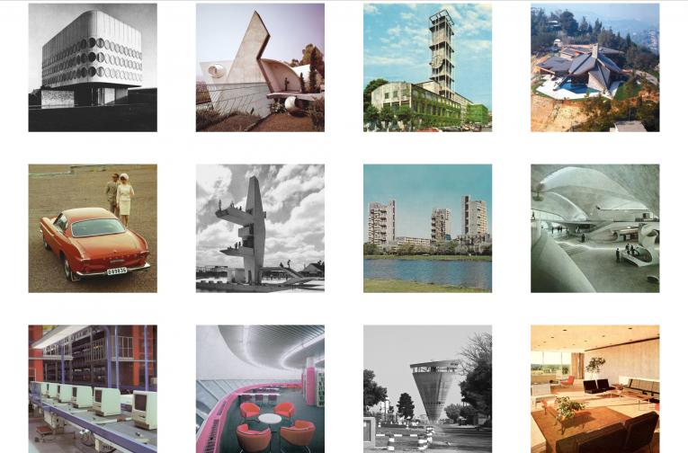 Retro_Modern Loft of Designtel's Benjamin Jay Shand