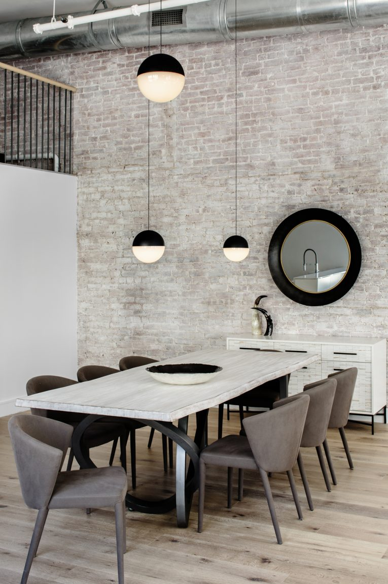 Industrial loft in TriBeCa Designed for Entertaining 3