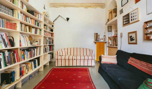 Industrial designer Francesco Faccin's charming home in Milan