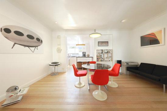 retro-modern Retro-Modern Loft of Designtel's Benjamin Jay Shand Retro Modern Loft of Designtel   s Benjamin Jay Shand featured