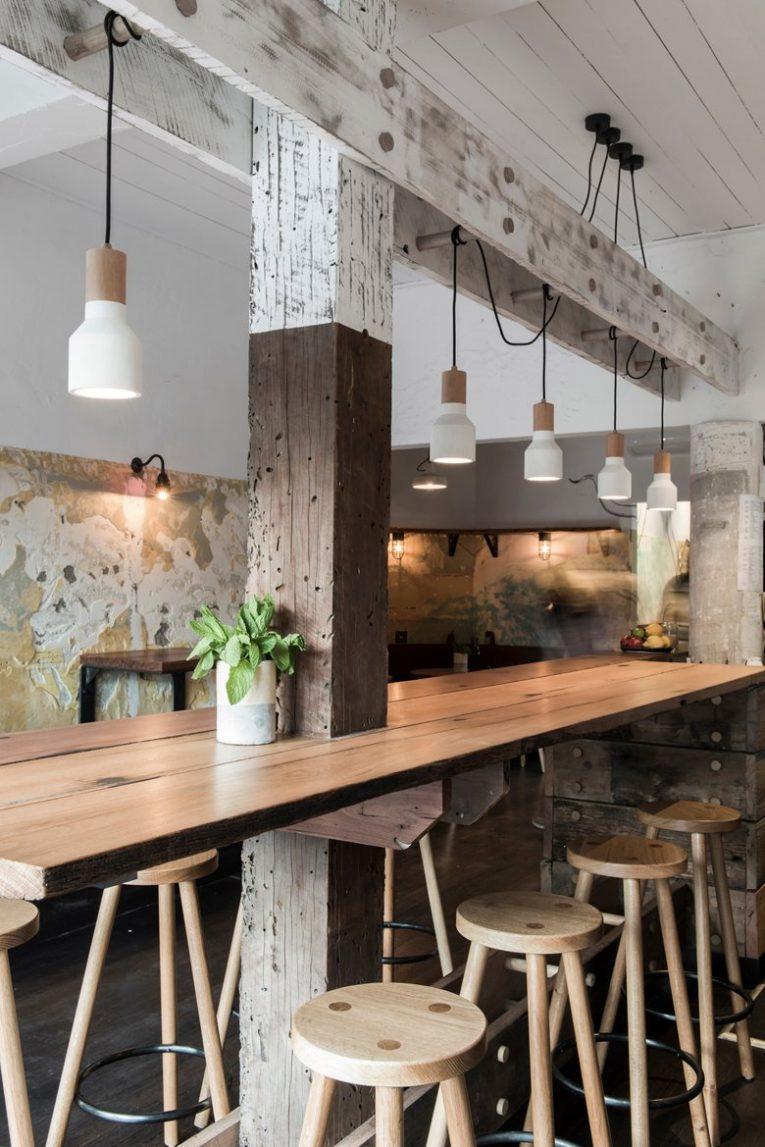 Vintage_Industrial Bar and Restaurant Designs
