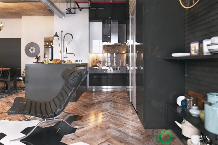 3 countries, 3 dazzling industrial lofts 15