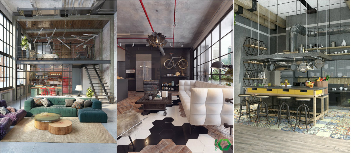 industrial lofts 3 countries, 3 dazzling industrial lofts 3 industrial lofts  different countries  featured