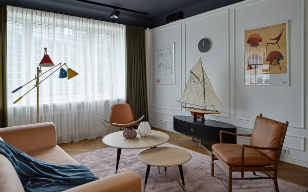 Impressive Showroom in Latvia where Scandinavian Design Stands Out