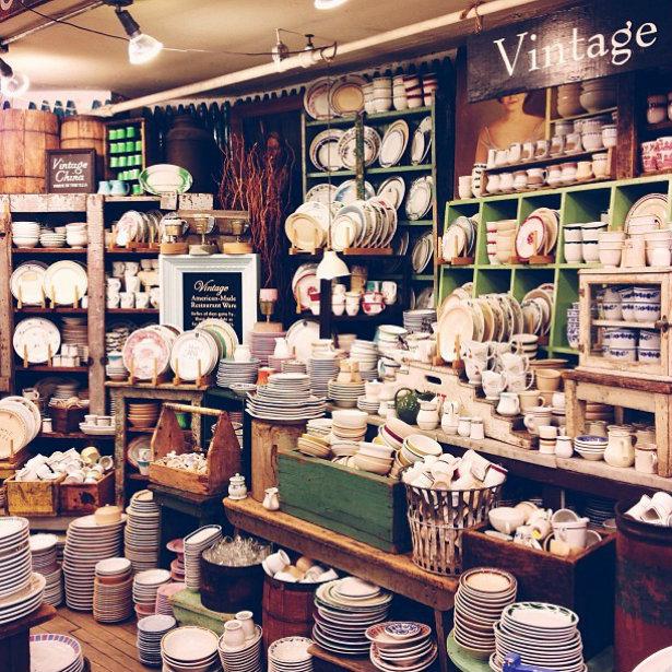 The 5 Best Things to Buy Vintage