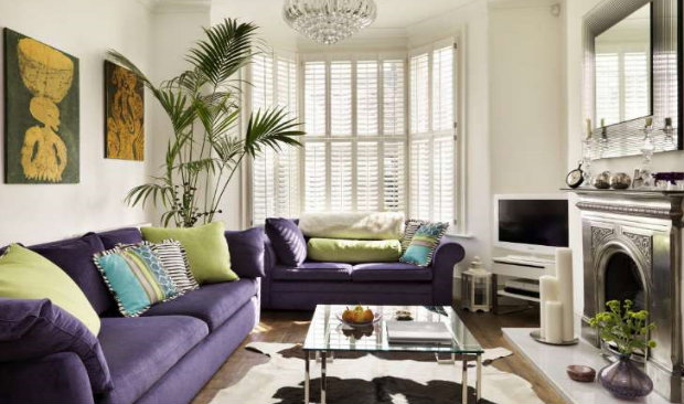 Tips to make your small living room look bigger - How to make a small space look bigger ...